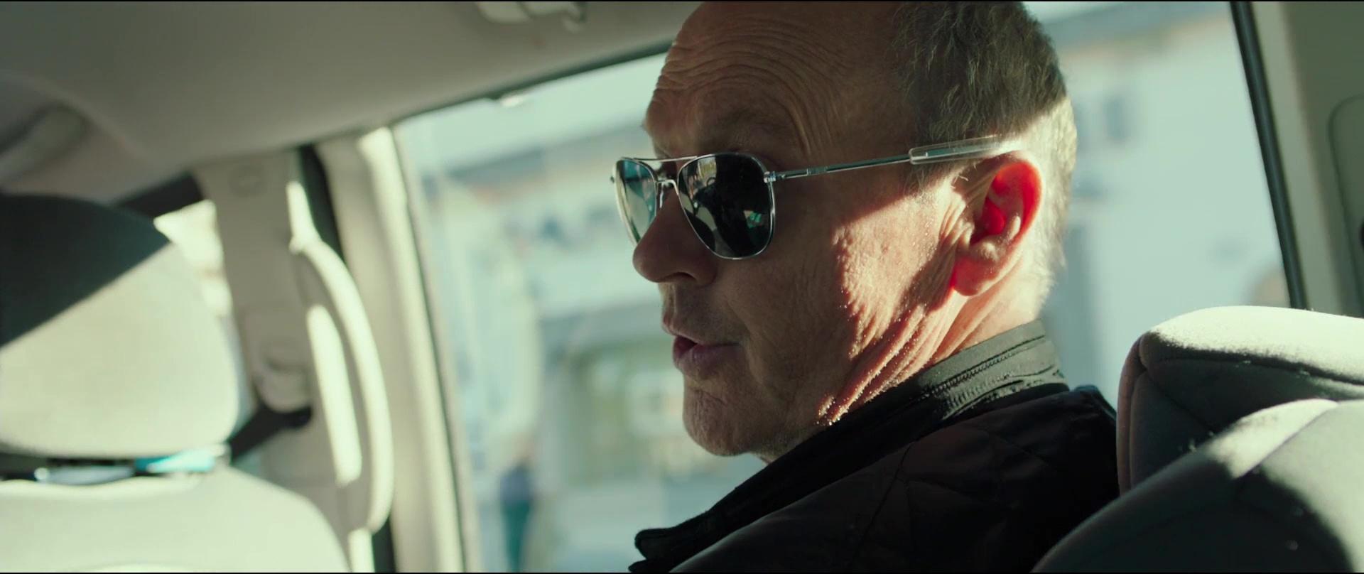 5ad3ecb530e3 Randolph Engineering Aviator Sunglasses Worn by Michael Keaton in American  Assassin (2017) Movie Product