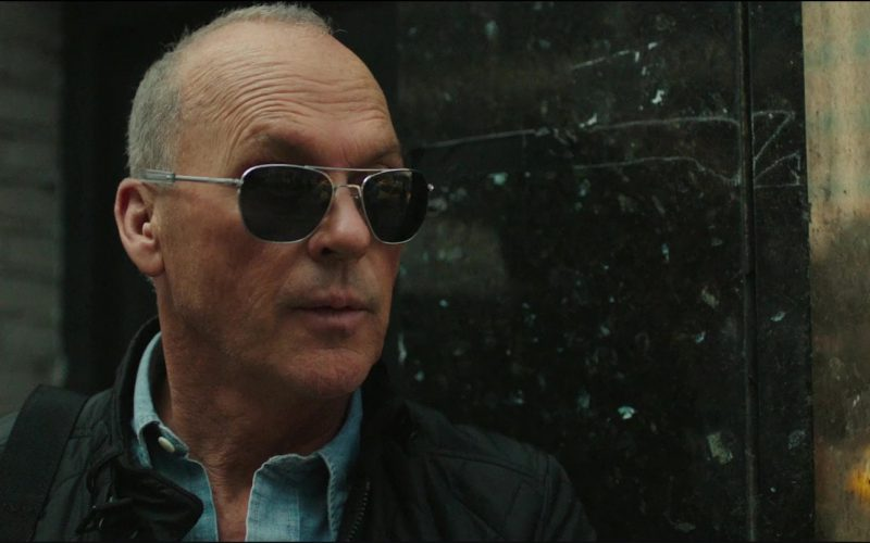 a7ca2a7d33 Randolph Engineering Aviator Sunglasses Worn by Michael Keaton in American  Assassin (2017)