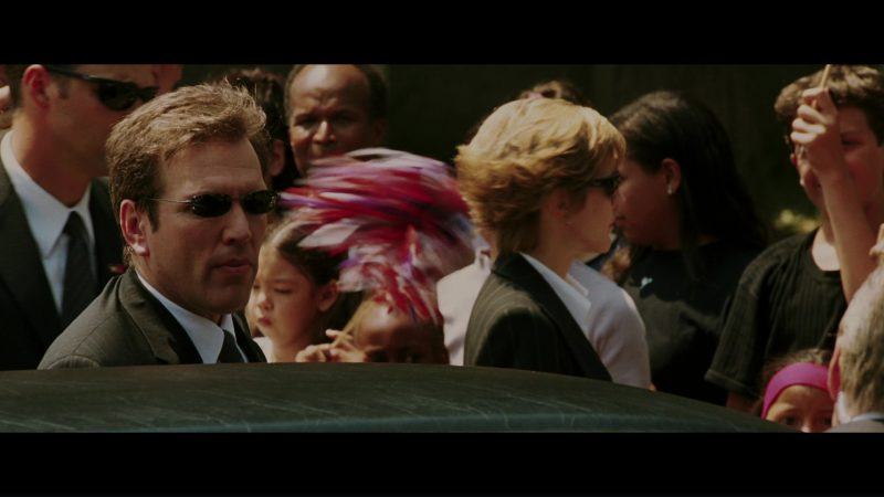Ray-Ban Sunglasses Worn by Martin Donovan in The Sentinel (2006) - Movie Product Placement