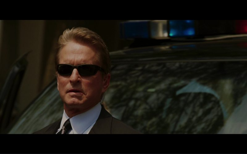 Ray-Ban Sunglasses Worn by Michael Douglas in The Sentinel (3)