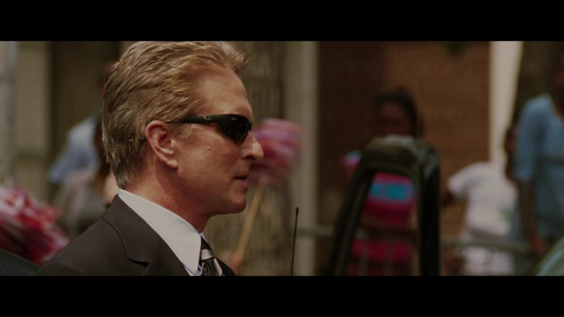 Ray-Ban Sunglasses Worn by Michael Douglas in The Sentinel (2006) - Movie Product Placement