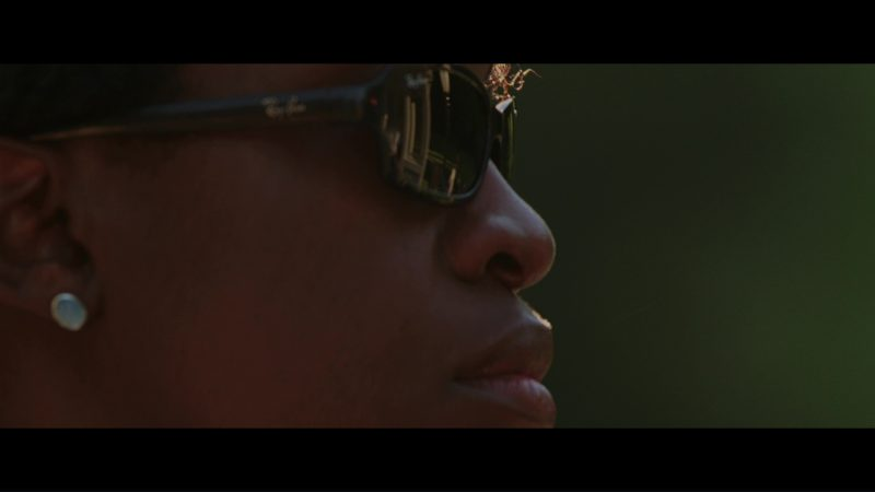 Ray-Ban Sunglasses Worn by Yanna McIntosh in The Sentinel (2006) - Movie Product Placement
