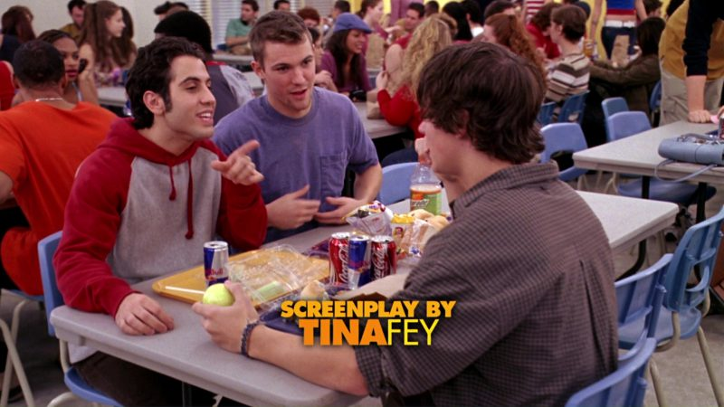 Red Bull, Coca-Cola and Gatorade Drinks in Mean Girls (2004) Movie Product Placement