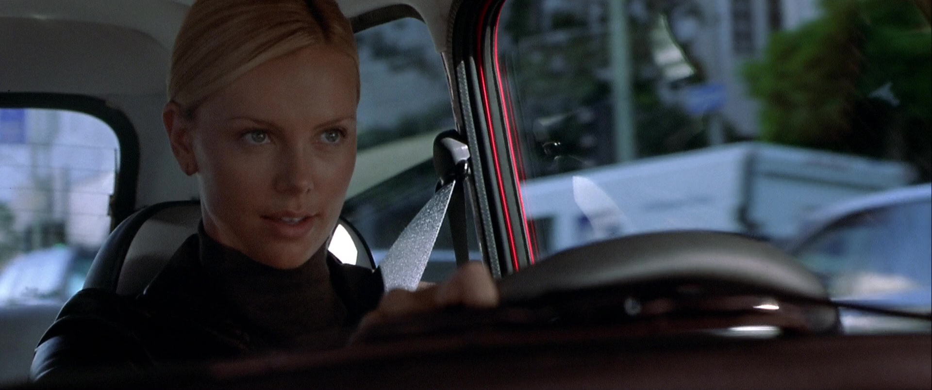 Used Mini Cooper Convertible >> Rover Mini Cooper MkVII Used by Charlize Theron in The Italian Job (2003) Movie