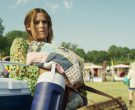 Rubbermaid Blue Cooler Used by Riley Keough in Logan Lucky (2)