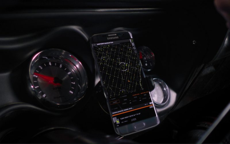 Samsung Galaxy (Android) Smartphone Used by Tyrese Gibson in The Fate of the Furious (1)