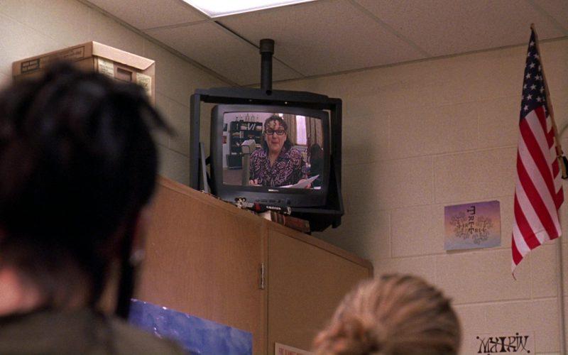 Samsung TV in Mean Girls (1)