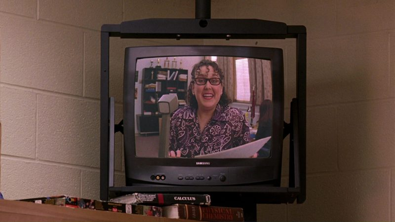 Samsung TV in Mean Girls (2004) Movie Product Placement