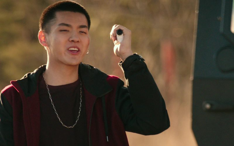Sony Action Video Camera Used by Kris Wu in xXx Return of Xander Cage (1)