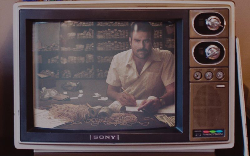 Sony TV in American Made (2017)