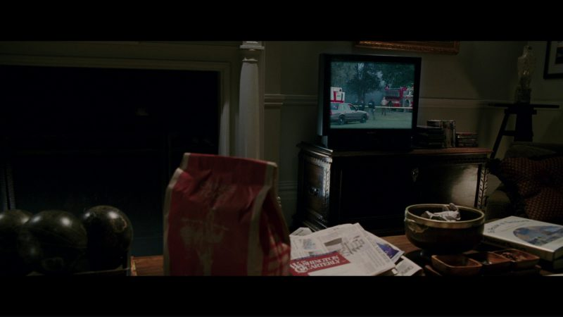 Sony TV in The Sentinel (2006) Movie