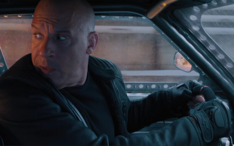 Sparco Seats Used by Vin Diesel in The Fate of the Furious (7)