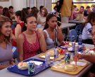 Sprite, Red Bull, Cheetos, Doritos, Dasani in Mean Girls (20...