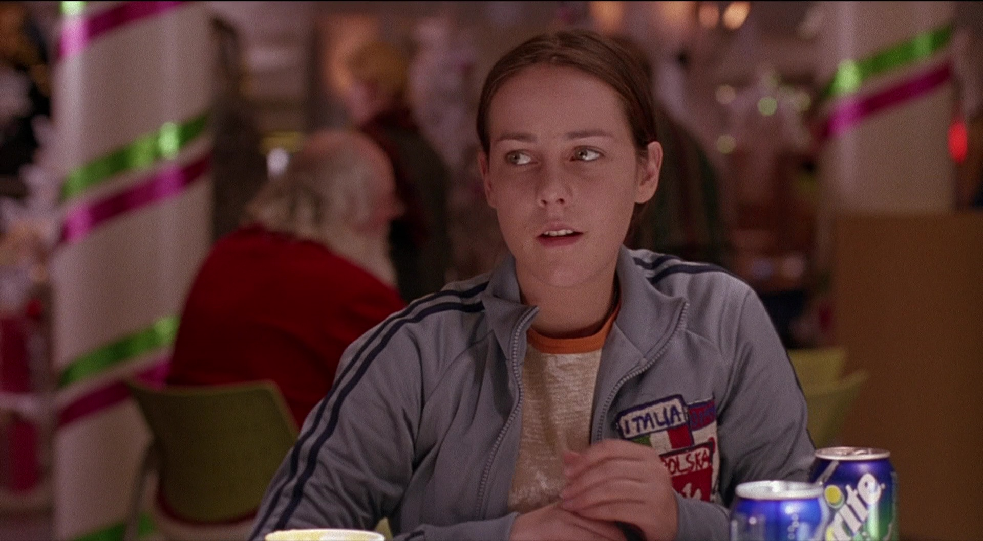 Sprite And Jena Malone In Saved 2004 Movie