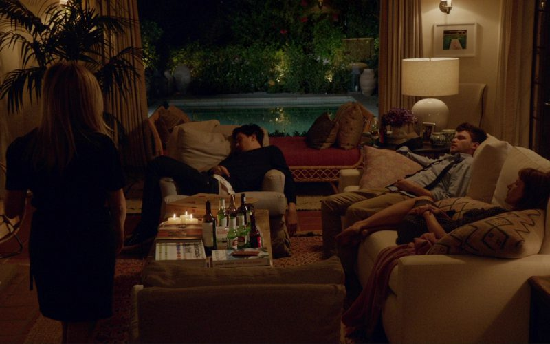 Stella Artois and Budweiser Beer Bottles in Home Again (5)