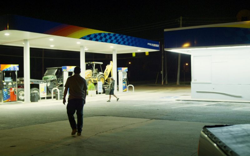 Sunoco Gas Station in Logan Lucky (1)