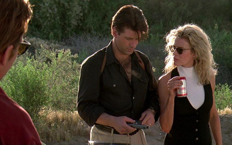 Tecate Beer and Kim Basinger in The Getaway (4)