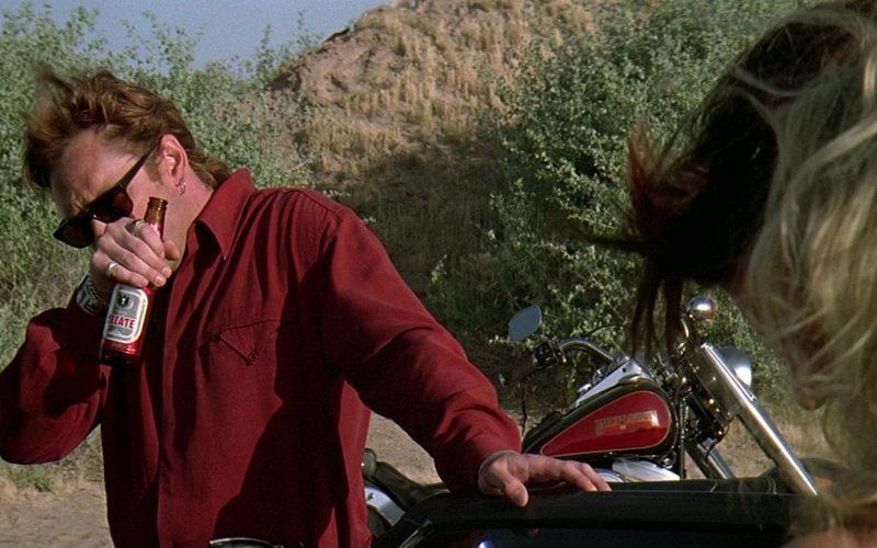 Tecate Beer and Michael Madsen in The Getaway (2)
