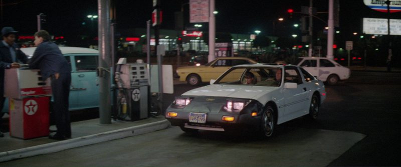 Texaco Station in Blind Date (1987) Movie Product Placement