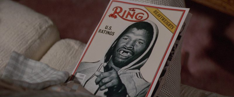 The Ring Magazine in Blind Date (1987) Movie Product Placement