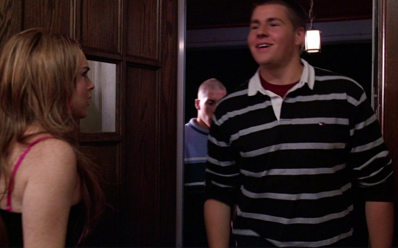 Tommy Hilfiger Men's Striped Shirt in Mean Girls (3)