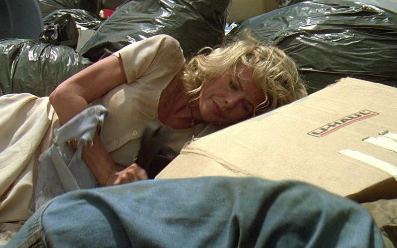 U-Haul Box and Kim Basinger in The Getaway (3)