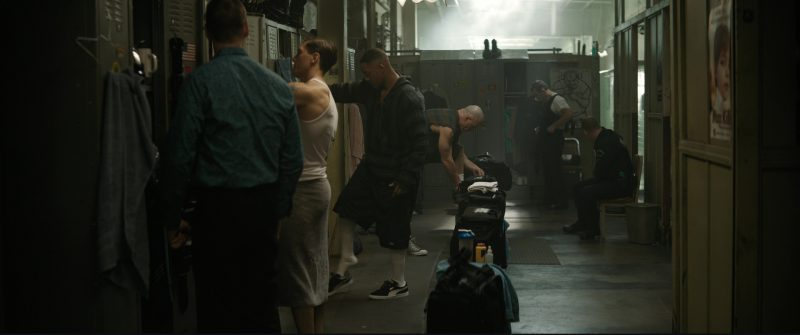 Puma Shoes Worn by Will Smith in Bright (2017) - Movie Product Placement
