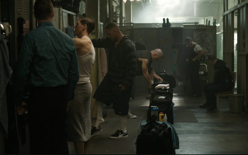 Vans Shoes Worn by Will Smith in Bright (1)