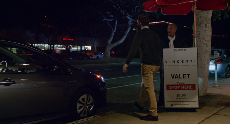 Vincenti Ristorante Visited by Reese Witherspoon in Home Again (2017) Movie Product Placement