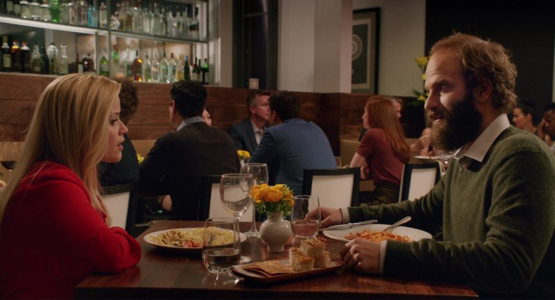 Vincenti Ristorante Visited by Reese Witherspoon in Home Again (2017) - Movie Product Placement