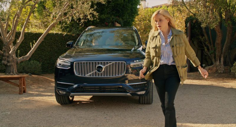 Cadillac Convertible 2017 >> Seen in The Movie: Volvo XC90 Car Driven by Reese Witherspoon in Home Again (2017)