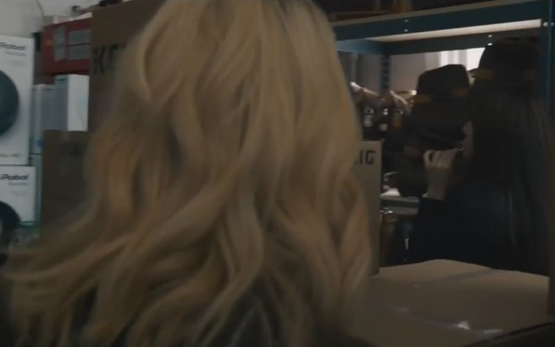 iRobot and Keurig in Ocean's 8