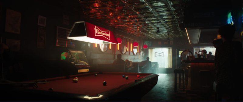 Budweiser in Jurassic World: Fallen Kingdom (2018) Movie Product Placement