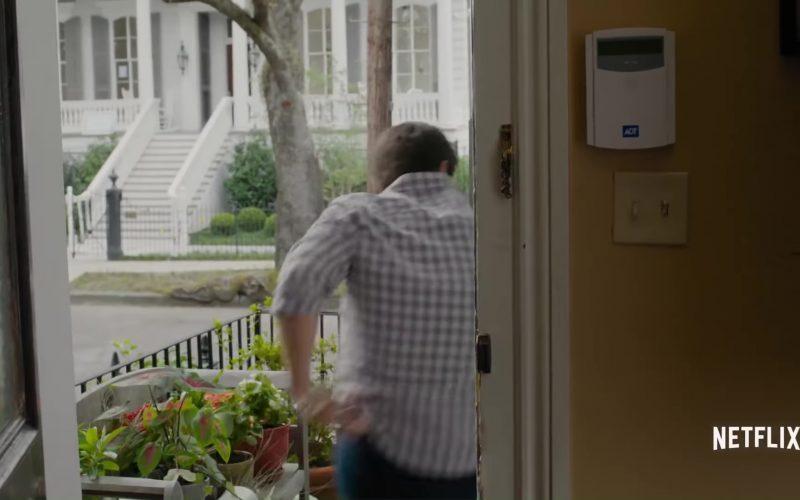 ADT Home Security Alarm in When We First Met