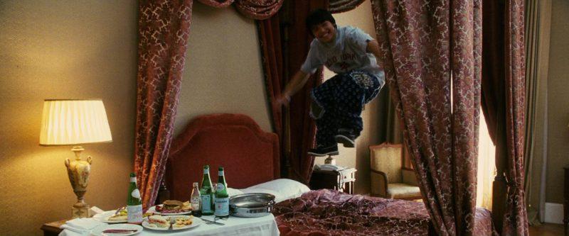Acqua Panna and S.Pellegrino in Ocean's Twelve (2004) Movie