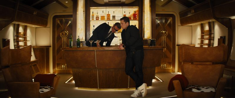 Adidas Sneakers Worn by Taron Egerton in Kingsman 2: The Golden Circle (2017) - Movie Product Placement