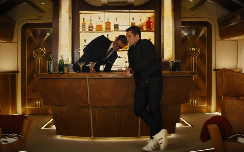 3a45663e158f Adidas Sneakers Worn by Taron Egerton in Kingsman 2  The Golden Circle (2017 )