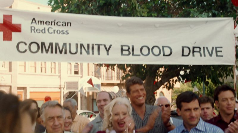 American Red Cross in Bruce Almighty (2003) - Movie Product Placement