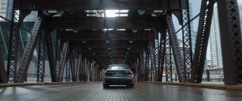 BMW 7 Series Car Used by Bruce Willis in Death Wish (2018) Movie