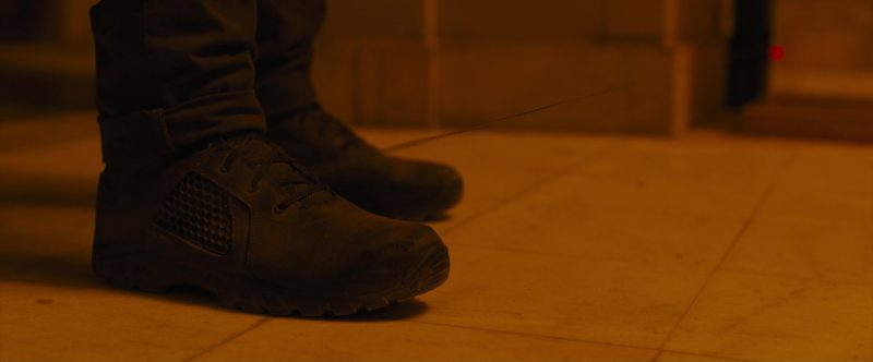 Bates Men's 6 Inch Strike Side Zip Waterproof Tactical Boots Worn by Ryan Gosling in Blade Runner 2049 (2017) Movie Product Placement