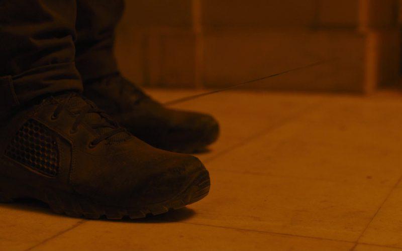 Bates Men's 6 Inch Strike Side Zip Waterproof Tactical Boots Worn by Ryan Gosling in Blade Runner 2049 (2)
