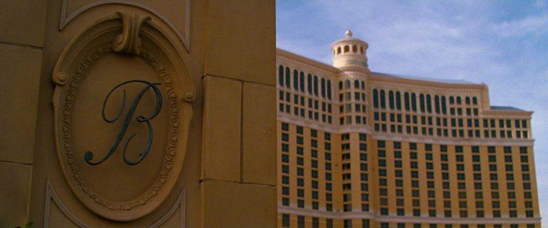 Bellagio Casino in Ocean's Thirteen (2007) Movie Product Placement
