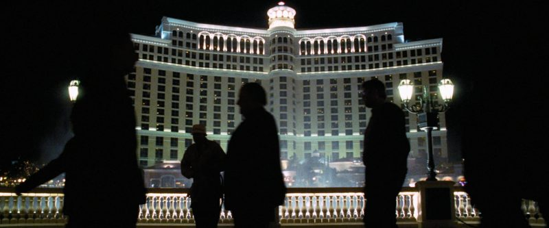 Bellagio Casino in Ocean's Eleven (2001) Movie Product Placement