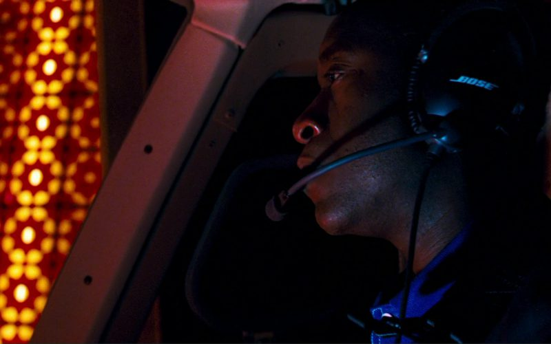 Bose Headsets Used by Don Cheadle in Ocean's Thirteen (1)