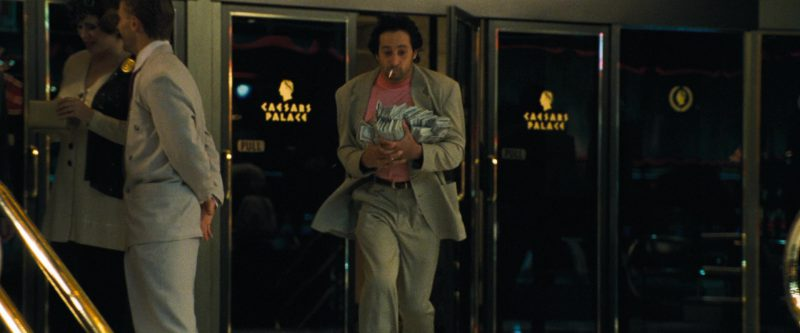 Caesars Palace in Ocean's Eleven (2001) - Movie Product Placement