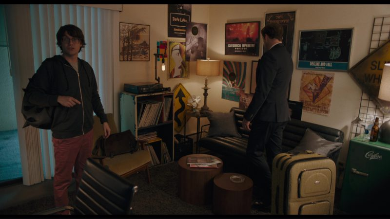 Cariboo Beer in Killing Gunther (2017) Movie Product Placement