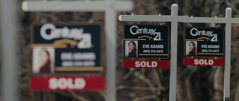 Century 21 Real Estate Company in Evan Almighty (2007) Movie Product Placement