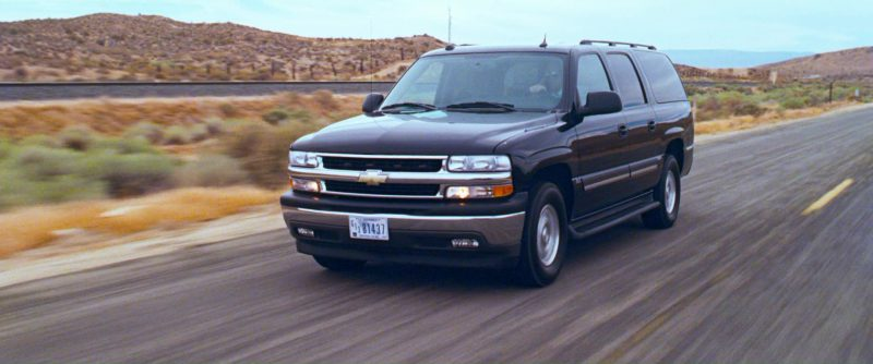 Chevrolet Suburban Car in Ocean's Thirteen (2007) - Movie Product Placement