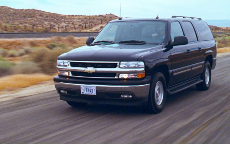 Chevrolet Suburban Car in Ocean's Thirteen (1)