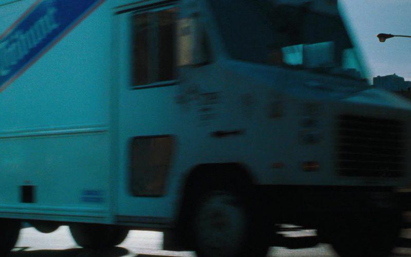 Chicago Tribune Truck in Ocean's Eleven